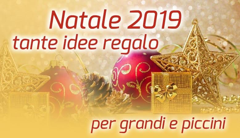 Zetalux - Natale 2019 - Tante idee regalo per grandi e piccini
